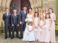 Wedding Party, Mark-Claire, Wedding Photography, Bishop Auckland, County Durham