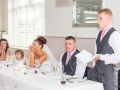 Top Table, Mark-Claire, Wedding Photography, Bishop Auckland, County Durham