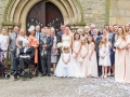 Wedding Guests, Mark-Claire, Wedding Photography, Bishop Auckland, County Durham