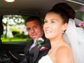 Wedding Car, Mark-Claire, Wedding Photography, Bishop Auckland, County Durham