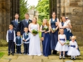 12-Andrew&Emma - Wedding Family Photos, Richmond, Yorkshire