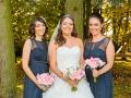 Antony & Becky- Family Wedding Photos, Durham