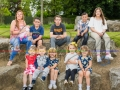 01- Brown Family- Portrait, Bishop Auckland, Durham