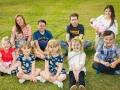 09- Brown Family- Outdoor Portrait, Bishop Auckland, Durham