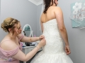 10-Connor-Heather- Wedding Photography Bridal Prep Spennymoor Durham