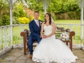 42-Connor-Heather- Wedding Photography Bowburn Hall, Durham