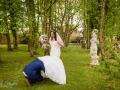 48-Connor-Heather- Wedding Photography Bowburn Hall, Durham