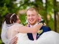 54-Connor-Heather- Wedding Photography Bowburn Hall, Durham