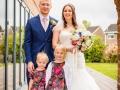 56-Connor-Heather- Wedding Photography Bowburn Hall, Durham