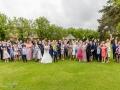 58-Connor-Heather- Wedding Photography Bowburn Hall, Durham