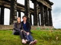 5-Daniel-Sam-Engagement-Photo-Shoot-Penshaw-Monument