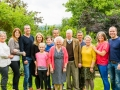 10-Fox Family Photo Shoot, Bishop Auckland, Durham