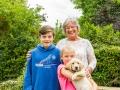 12-Fox Family Portrait, Bishop Auckland, Durham