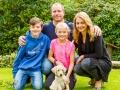 14-Fox Family Portrait, Bishop Auckland, Durham