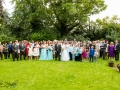 31-Gavin&Rachel, Wedding Party Group Photo, Bishop Auckland, Durham
