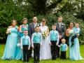 34-Gavin&Rachel, Wedding Family Photos, Bishop Auckland, Durham