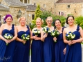 Bridesmaids - Guy & Nicola - Manor House, Bishop Auckland - Local Photographer - 013