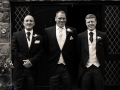 Groom and Ushers - Guy & Nicola - Manor House, Bishop Auckland - Local Photographer - 018