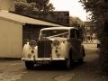 Wedding Car - Guy & Nicola - Manor House, Bishop Auckland - Local Photographer - 027