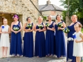 Bridesmaids - Guy & Nicola - Manor House, Bishop Auckland - Local Photographer - 029