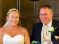 Signing of the Register - Guy & Nicola - Manor House, Bishop Auckland - Wedding Photographer - 113