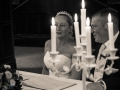 Signing of the Register - Guy & Nicola - Manor House, Bishop Auckland - Wedding Photography -131