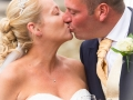 Kiss - Guy & Nicola - Manor House, Bishop Auckland - Wedding Photography - 190