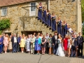 Wedding Guests - Guy & Nicola - Manor House, West Auckland - Wedding Photographer - 241