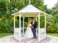 Gazebo - Guy & Nicola - Manor House, West Auckland - Wedding Photographer - 272