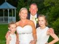 Family - Guy & Nicola - Manor House, West Auckland - Wedding Photography - 583