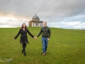 Heather & Connor Engagement Photo Shoot, Hardwick Park
