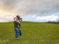 Heather & Connor Engagement Photo Shoot, Hardwick Park