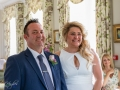 07-Ian & Sue - Wedding Photography Bride & Groom, Headlam Hall Hotel, Darlington, Durham