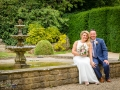25-Ian & Sue - Wedding Photography, Headlam Hall Hotel Fountain Gardens, Darlington, Durham