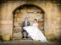 32-Jason & Steph- Couple Portraits, Wedding Photography Lumley Castle, Durham