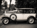 John & Gill Wedding Car Bishop Auckland