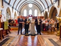 John & Gill Wedding St James Coundon