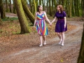 01-Katie-Laura-Wedding-Engagement-Photoshoot-Hardwick-Park-Durham
