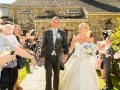 20-Mark&Lysa, Wedding Confetti Photography, Bishop Auckland, Durham