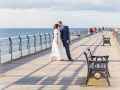 30-Matthew & Deborah- Wedding Photographer, Saltburn Pier