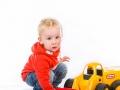 01-Nathan - Baby Toddler Portrait Photoshoot, Bishop Auckland, Durham
