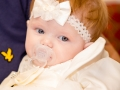 Olivia Christening Photography - County Durham