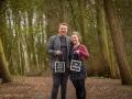 01-Owen-Melissa-Hardwick-Park-Wedding-Engagement-Photography
