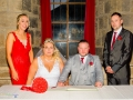 16-Paul&Annmarie- Wedding Photography, Old Gaol Hexham