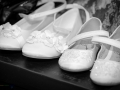 Wedding Shoes, Paul & Faye - Wedding Photography Bishop Auckland
