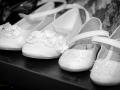 Wedding Shoes, Paul & Faye - Wedding Photography Bishop Auckland