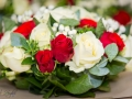 Wedding Flowers, Paul & Faye - Wedding Photography Bishop Auckland