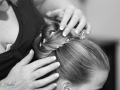 Wedding Hair Styling, Paul & Faye - Wedding Photography Bishop Auckland, North East