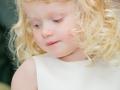 Flower Girl, Paul & Faye - Wedding Photography Bishop Auckland, County Durham