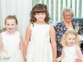 Flower Girls, Paul & Faye - Wedding Photographer Bishop Auckland, Durham